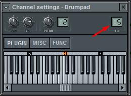 Ломаный бит в FL Studio