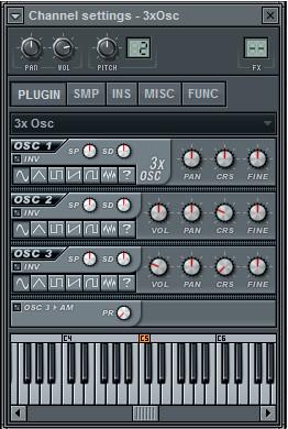 «Пищащий» Electro Lead в FL Studio