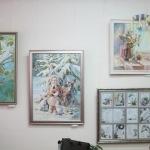 Выставка «Живая сказка» в научной библиотеке АГАКИ